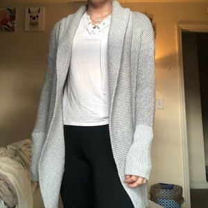 Abercrombie and Fitch sweater cardigan
